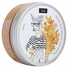 "Parfumuri și produse cosmetice Scrub pentru corp ""Pepene galben"" - LaQ Body Scrub&Wash Peeling Melon"