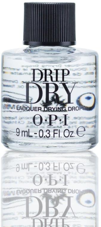 Lac pentru uscarea rapidă a unghiilor - O.P.I Drip Dry Drops — Imagine N3