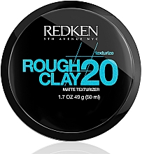 Parfumuri și produse cosmetice Argilă pentru păr - Redken Rough Clay Matte Texturizer 20