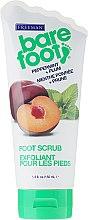 """Parfumuri și produse cosmetice Scrub pentru picioare """"Mentă și prune"""" - Freeman Bare Foot Foot Scrub Peppermint and Plum"""