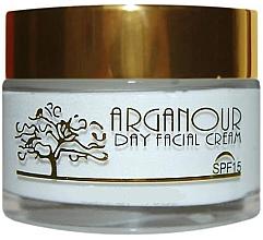 Parfumuri și produse cosmetice Cremă de zi pentru față - Arganour Anti Age Facial Cream Spf15