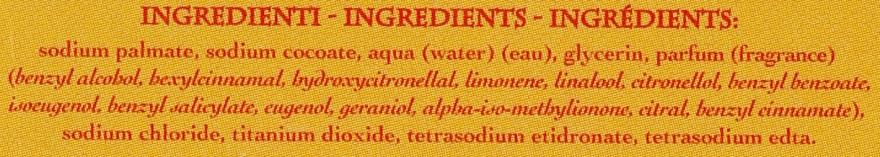 """Săpun natural """"Magnolia și Tiare"""" - Saponificio Artigianale Fiorentino Magnolia & Tiare Soap — Imagine N2"""