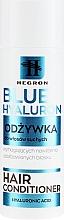 Parfumuri și produse cosmetice Balsam pentru păr uscat - Hegron Blue Hyaluron Hair Conditioner