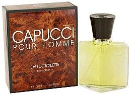 Parfumuri și produse cosmetice Capucci Man - Apă de toaletă