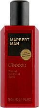 Parfumuri și produse cosmetice Deodorant-spray natural - Marbert Man Classic Natural Deodorant Spray