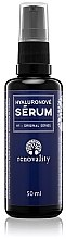 Parfumuri și produse cosmetice Ser facial cu acid hialuronic - Renovality Original Series Hyaluron Serum