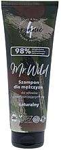 Parfumuri și produse cosmetice Șampon bărbătesc pentru păr gras - 4Organic Mr Wild Shampoo For Men For Greasy Hair