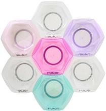Parfumuri și produse cosmetice Boluri colorate pentru vopsire - Framar Connect & Color Bowls Rainbow