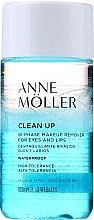 Parfumuri și produse cosmetice Soluţie demachiantă - Anne Moller Waterproof Makeup Remover Eyes and Lips
