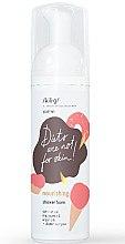 Parfumuri și produse cosmetice Spumă nutritivă de duș - Kili·g Woman Nourishing Shower Foam