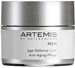 Parfumuri și produse cosmetice Cremă complexă anti-îmbătrânire - Artemis of Switzerland Men Age Defense Care