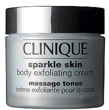 Parfumuri și produse cosmetice Cremă-Peeling pentru corp - Clinique Sparkle Skin Body Exfoliating Cream