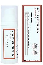 Parfumuri și produse cosmetice Cremă de față - Beaute Mediterranea Snail Cream