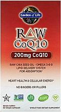 "Parfumuri și produse cosmetice Supliment alimentar ""Coenzima Q-10"" - Garden of Life Raw CoQ-10"