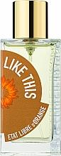 Parfumuri și produse cosmetice Etat Libre d'Orange Tilda Swinton Like This - Apă de parfum