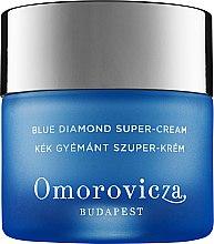 Parfumuri și produse cosmetice Cremă anti-îmbătrânire pentru față - Omorovicza Blue Diamond Supercream