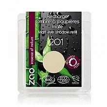Parfumuri și produse cosmetice Fard mat de ochi - ZAO Matt Eye Shadow (rezervă)