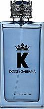 Parfumuri și produse cosmetice Dolce & Gabbana K - Apă de parfum