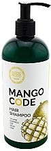 Parfumuri și produse cosmetice Șampon volumizant cu extract de mango - Good Mood Mango Code Hair Volume Shampoo