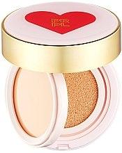 Parfumuri și produse cosmetice Cushion - PRPL Dual Cover Cushion Concealer Foundation Compact (21-Pure Ivory)