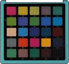 Parfumuri și produse cosmetice Paletă fard de ochi - Anastasia Beverly Hills Norvina Collectoin Nr2