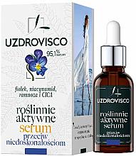 Parfumuri și produse cosmetice Ser activ pentru ten problematic - Uzdrovisco