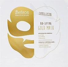Parfumuri și produse cosmetice Mască cu minerale pentru față - Sefiros Bio-Lifting Gold Mask