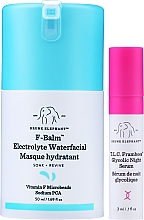 Parfumuri și produse cosmetice Mască de noapte pentru față - Drunk Elephant F-Balm Electrolyte Waterfacial
