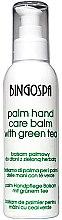 Parfumuri și produse cosmetice Balsam pentru mâini cu ceai verde - BingoSpa