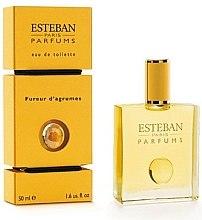Parfumuri și produse cosmetice Esteban Fureur DAgrumes - Apă de toaletă (tester cu capac)