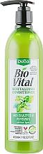 Parfumuri și produse cosmetice Balsam cu mentă și eucalipt pentru păr - DeBa Bio Vital Revitalizing Conditioner