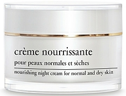 Parfumuri și produse cosmetice Cremă hrănitoare de noapte - Yellow Rose Creme Nourrissante