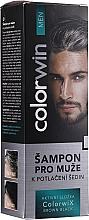 Parfumuri și produse cosmetice Șampon pentru păr cărunt, pentru bărbați - Colorwin Shampoo For Men