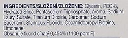 """Pastă de dinți """"Protecție completă"""" cu fluor - Sensopdyne Toothpaste — Imagine N3"""