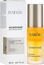Parfumuri și produse cosmetice Ser facial - Babor Skinovage Calming Bi-Phase Serum