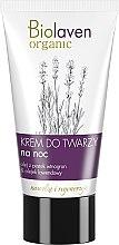 Parfumuri și produse cosmetice Cremă de noapte pentru față - Biolaven Night Face Cream