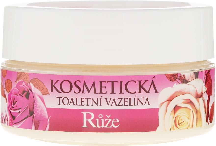 Vaselină cosmetică - Bione Cosmetics Cosmetic Vaseline With Rose Oil — Imagine N2
