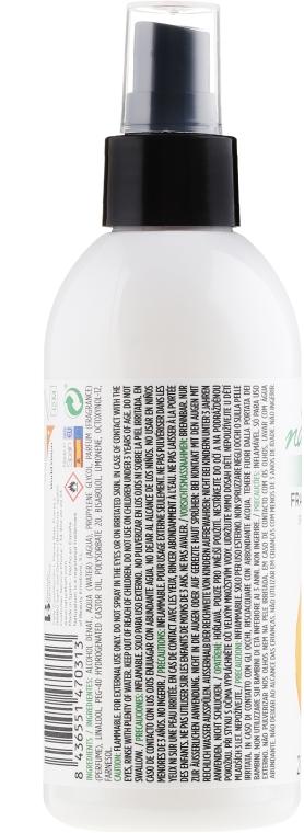 """Spray de corp """"Peach"""" - Naturalium Body Mist Peach — Imagine N3"""