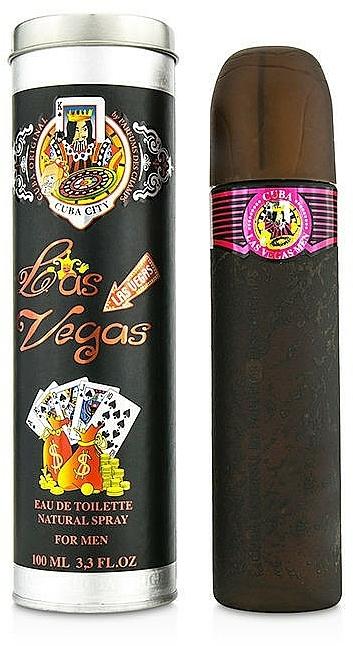 Cuba City Las Vegas for Men - Apă de toaletă