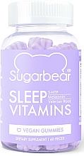 Parfumuri și produse cosmetice Complex de vitamine pentru îmbunătățirea somnului - Sugarbearhair Sleep Vegan Gummy Vitamins