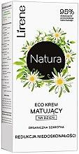 Parfumuri și produse cosmetice Cremă de zi pentru față Edelweiss - Lirene Natura Eco Cream- Lirene Natura Eco Cream