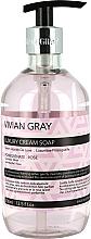 Parfumuri și produse cosmetice Săpun pentru mâini - Vivian Gray Luxury Cream Soap Pomegranate & Rose
