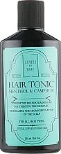 Tonic cu mentol de păr pentru bărbați - Lavish Care Hair Tonic Menthol And Camphor — Imagine N1
