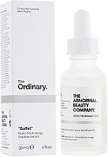 Parfumuri și produse cosmetice Ser facial cu peptide - The Ordinary Buffet Multi-Technology Peptide Serum