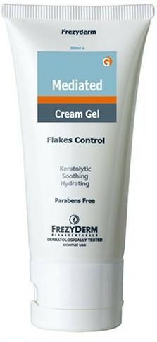 Cremă-gel împotriva mătreții pentru păr gras și uscat - Frezyderm Mediated Cream Gel — Imagine N1