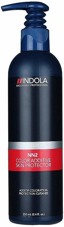 Loțiune pentru protecția scalpului, la colorare - Indola Profession NN2 Color Additive Skin Protector — Imagine N1