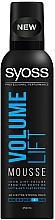 """Parfumuri și produse cosmetice Spumă de păr """"Volume Lift"""", fixare puternică - Syoss Volume Lift"""