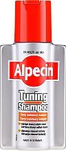 Parfumuri și produse cosmetice Șampon nuanțator - Alpecin Anti Dandruff Tuning Shampoo