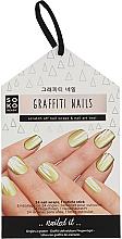 Parfumuri și produse cosmetice Folie pentru designul unghiilor - Soko Ready Graffiti Nails