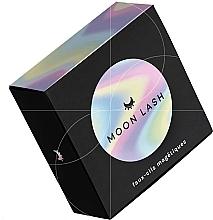 Parfumuri și produse cosmetice Set - Moon Lash Magnetic Eyelashes 004 Attractive Venus (eyelashes/1pcs + clip)